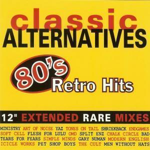 Classic Alternatives Volume 4 - Cover