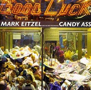 Cover - Mark Eitzel: Candy Ass