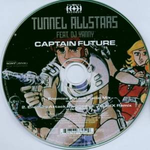 Cover - Tunnel Allstars Feat. DJ Yanny: Captain Future