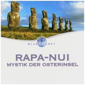 Eric Andrescu, L.A. Tom, Dave Miller: Blue Planet - Rapa-Nui - Mystik Der Osterinsel - Cover
