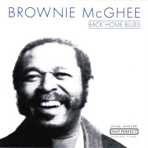 Cover - Brownie McGhee: Back Home Blues