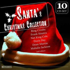 Santa's Christmas Collection - Cover