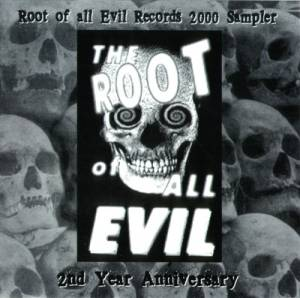Cover - Somnus: Root Of All Evil Records 2000 Sampler