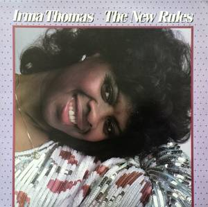 Cover - Irma Thomas: New Rules, The