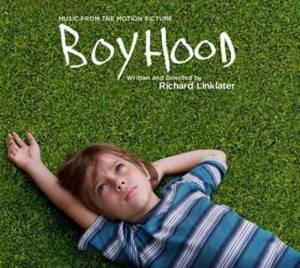 Cover - Gnarls Barkley: Boyhood (Music From The Motion Picture)