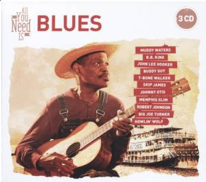 Cover - Blind Boy Fuller: All You Need Is Blues