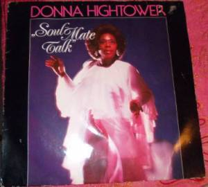 "Cover - Donna Hightower: ""Soul-Mate Talk"""