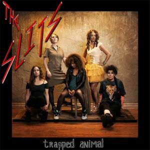 Cover - Slits, The: Trapped Animal