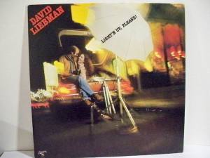 Cover - David Liebman: Light'n Up, Please!