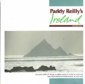Cover - Paddy Reilly: Paddy Reilly's Ireland Vol.1 & 2