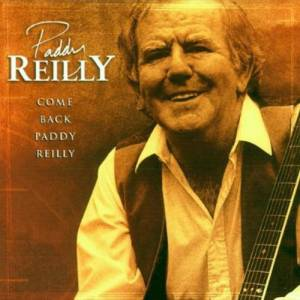 Cover - Paddy Reilly: Come Back Paddy Reilly