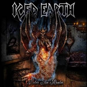 Cover - Iced Earth: Enter The Realm