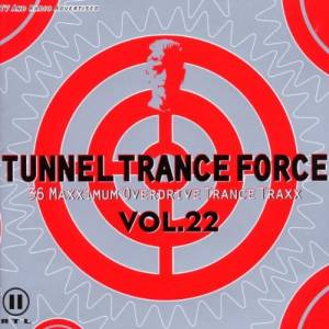 Cover - Divino: Tunnel Trance Force Vol. 22