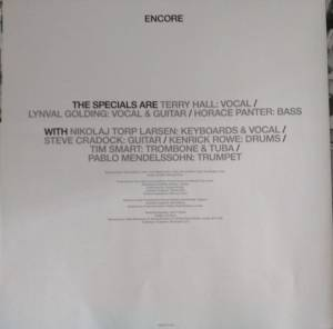 The Specials: Encore (LP) - Bild 8