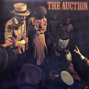David Axelrod: The Auction (1972) - Cover