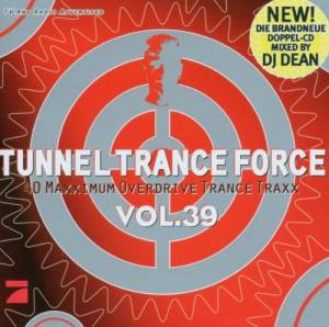 Cover - Cavé & Prey: Tunnel Trance Force Vol. 39