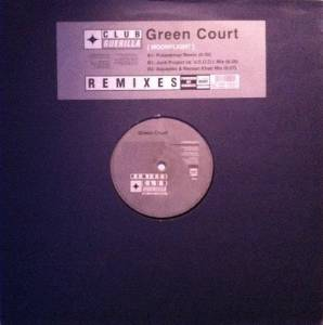 Cover - Green Court: Moonflight