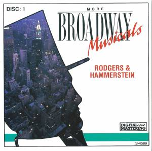 Richard Rodgers & Oscar Hammerstein II + Cole Porter: More Broadway Musicals (Split-2-CD) - Bild 3