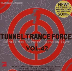 Cover - Sample Rippers: Tunnel Trance Force Vol. 42