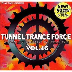 Cover - Thomas Petersen Vs.Gainworx: Tunnel Trance Force Vol. 46