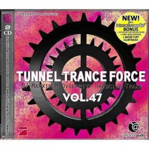 Cover - Arbonite: Tunnel Trance Force Vol. 47