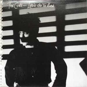 "The Cure: Let's Go To Bed (12"") - Bild 1"