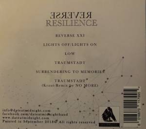 Date At Midnight: Reverse Resilience (Mini-CD / EP) - Bild 2