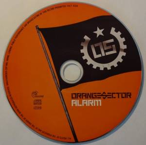Orange Sector: Alarm (CD) - Bild 3