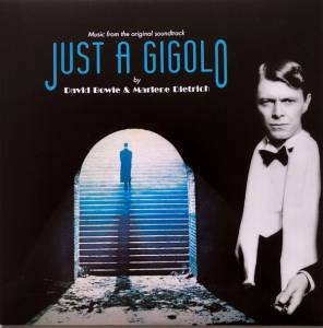 "David Bowie / Marlene Dietrich: From The Original Soundtrack Just A Gigolo (Split-7"") - Bild 1"