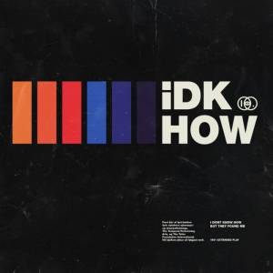 I Dont Know How But They Found Me: 1981 Extended Play (LP) - Bild 1