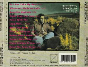 Robert Earl Keen: A Bigger Piece Of Sky (CD) - Bild 2