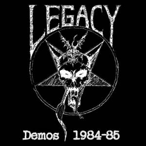 Cover - Legacy: Demos 1984-85