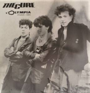 The Cure: L'olympia - Paris 1981 (LP) - Bild 1