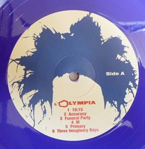 The Cure: L'olympia - Paris 1981 (LP) - Bild 3