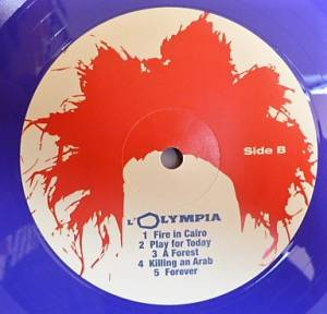 The Cure: L'olympia - Paris 1981 (LP) - Bild 4