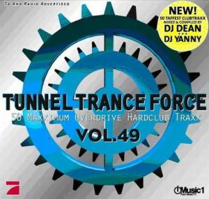 Cover - Thomas Petersen Vs.Gainworx: Tunnel Trance Force Vol. 49