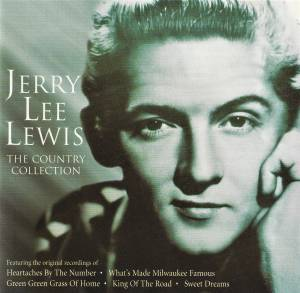 Jerry Lee Lewis: The Country Collection (CD) - Bild 1