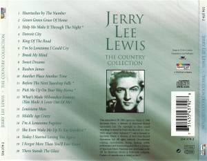 Jerry Lee Lewis: The Country Collection (CD) - Bild 2