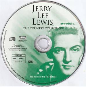 Jerry Lee Lewis: The Country Collection (CD) - Bild 3