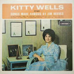 Cover - Kitty Wells: Songs Made Famous By Jim Reeves