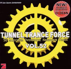 Cover - Faruk Sabanci: Tunnel Trance Force Vol. 52