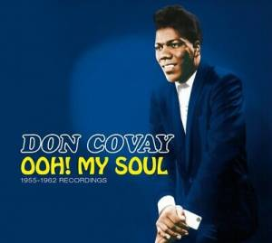 Cover - Don Covay: Ooh! My Soul - 1955-1962 Recordings