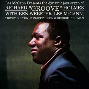 "Cover - Richard ""Groove"" Holmes: ""Groove"""