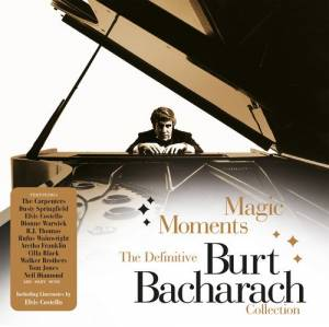 Cover - Della Reese: Magic Moments - The Definitive Burt Bacharach Collection