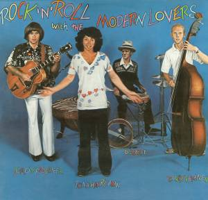 Cover - Modern Lovers, The: Rock 'n' Roll With The Modern Lovers