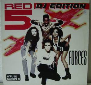 Cover - Red 5: Forces