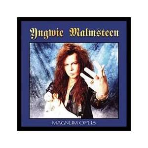 Cover - Yngwie J. Malmsteen: Magnum Opus