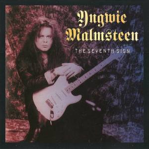 Yngwie J. Malmsteen: Seventh Sign, The - Cover