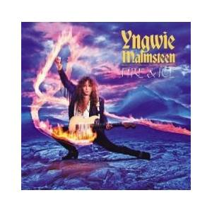 Yngwie J. Malmsteen: Fire & Ice - Cover
