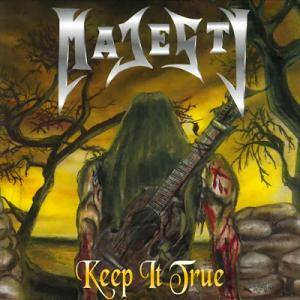 Majesty: Keep It True (CD) - Bild 1